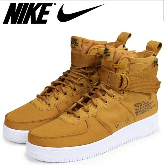 Nike Shoes | Sf Air Force 1 Mid Top